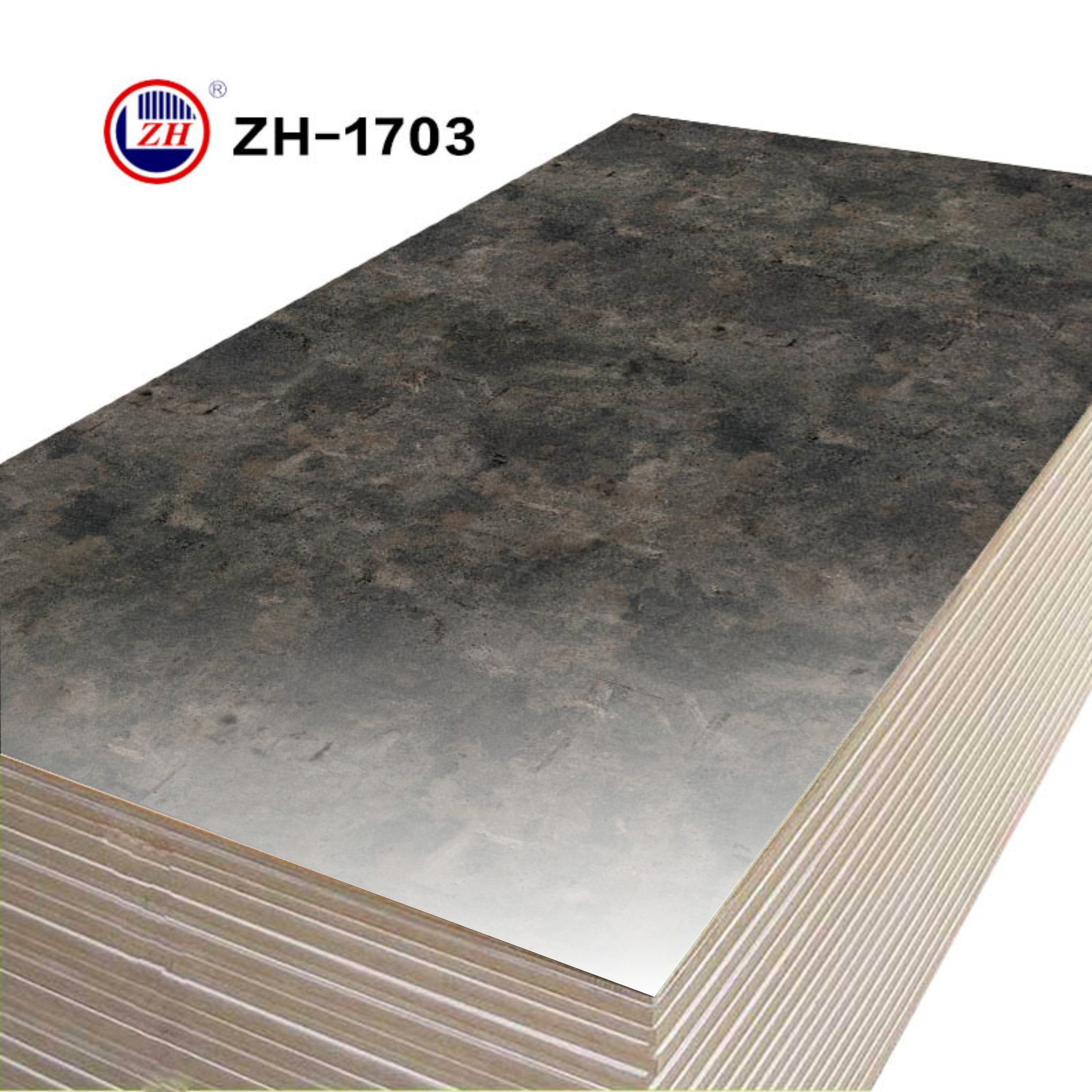 Home Furniture Material From Fashion Marble UV MDF 1220*2440*18mm (ZH-1703)
