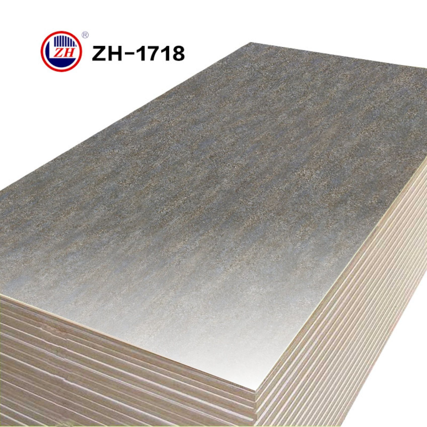 Kitchen Cabinet Door Material Glossy UV MDF Board (ZH-1718)
