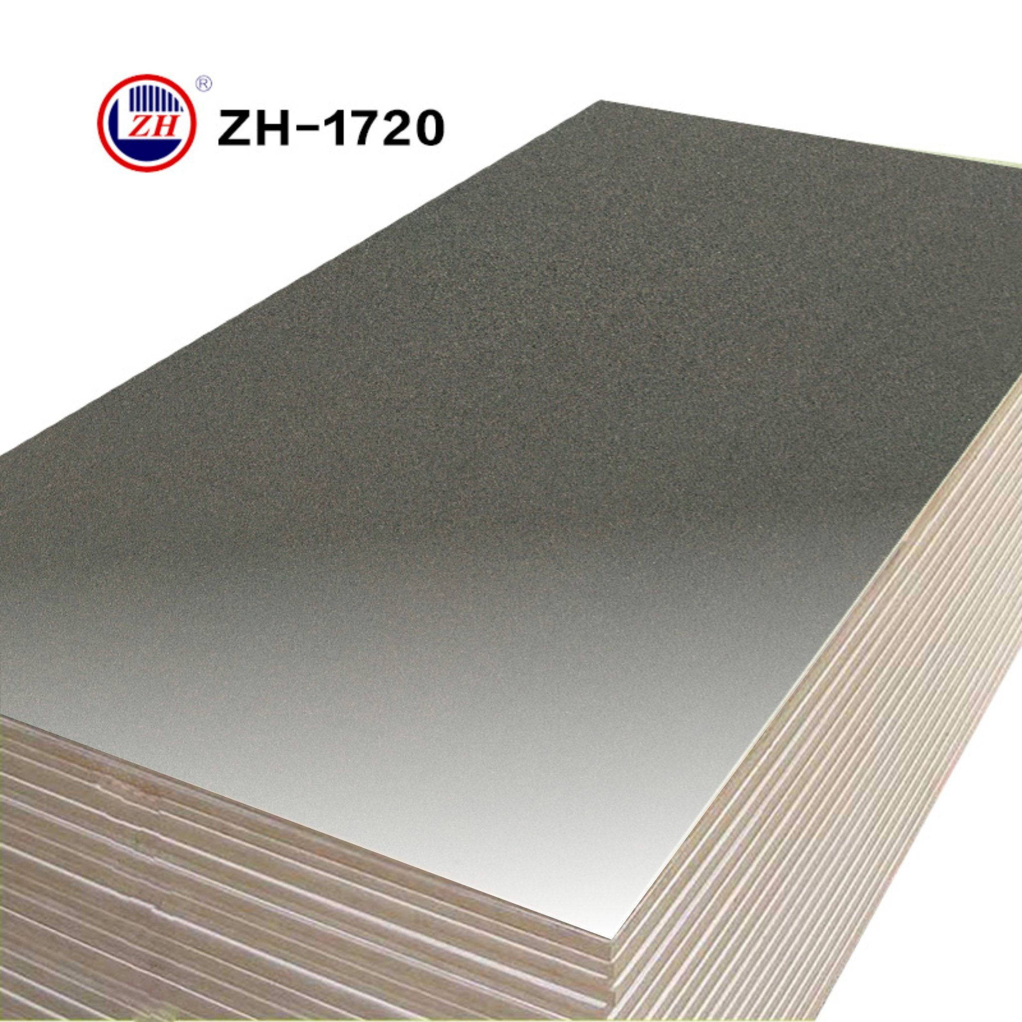 Marble UV MDF Panel for Kitchen Cabinet Door Furniture (ZH-1720)