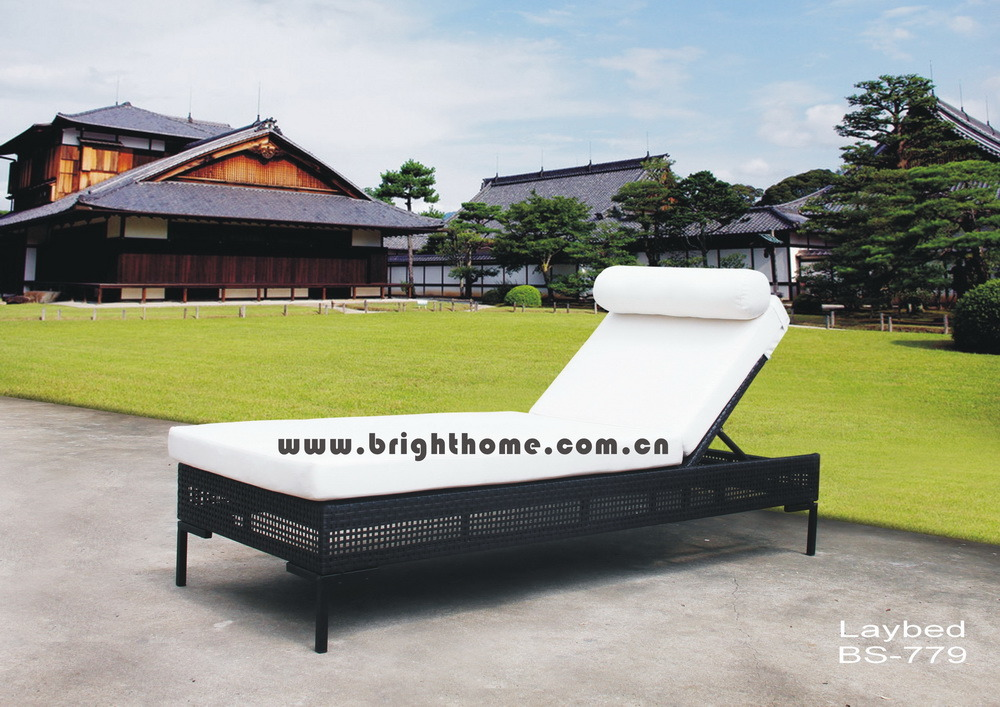 Weatherproof Beach Chair/Beach Bed for Outdoor (BS-779)