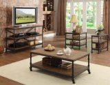 Industrial Furniture Iron Leg Coffee Table
