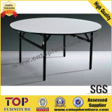 Hotel Banquet Plywood with PVC Table