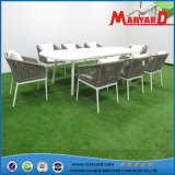 Rope Woven Outdoor Furniture for Dining
