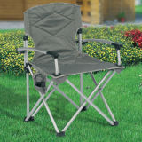 Luxury Aluminum Flat Garden Folding Chair