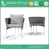 Iris Dining Chair Stainless Steel Chair Dining Chair Garden Furniture (MAGIC STYLE) Patio Chair