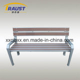 High Quality Wood Plastic Seating Bench, Cast Iron Garden Chair
