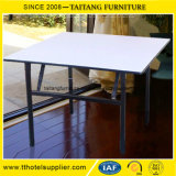 Wholesale 80cm Square Wood Folding Leg Table