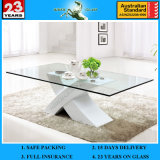 12mm Thick Tempered Galss Dining Table with AS/NZS2208: 1996