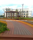 Woodgrain Wood Plastic Composite WPC Deck Flooring (HD146S21)