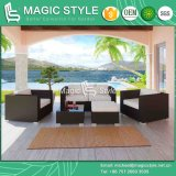 Outdoor Sofa with Cushion Rattan with Sofa Set (Magic style)