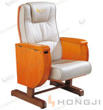 Built in Microphone Fabric Upholstered Hall Seat Chair (HJ 83)