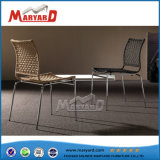 Fashion Design Outdoor Plastic Rattan Dining Chair
