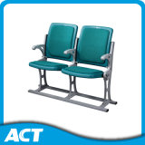 Padded Plastic Tip up Chair/ Folding Chair for Stadium, Arena, Halls