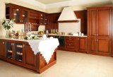 Tranditional Solid Wooden Kitchen Cabinet
