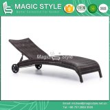 Rattan Loungers Wicker Loungers Beach Loungers New Design Daybed (Magic Style)
