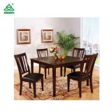 Wood Dining Table Factory Modern Style Dining Table and Chairs Design