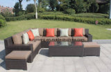 Luxury Deep Seating Patio Conversation Sets with Sunbrella Cushion