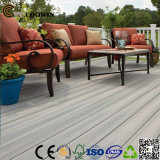 Anti- Slip Fade-Proof Waterproof Extrusion WPC Decking