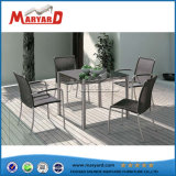 Fashion Closely Woven Chair Table Set