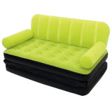 Best Choice for Leisure Comforatable Foldable Inflatable PVC or TPU Double Sofa Bed