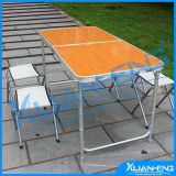 Light Weight Aluminum Folding Table and Chair