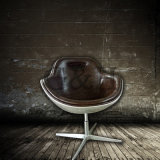 Arne Jacobsen Worldwide Popular Metal Leather Red Egg Chair