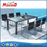 Top Grade 6 Seater Dinner Party Table Set