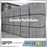 Natural Stone Light Grey Granite Kerbstone for Outdoor Paving