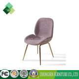 Double Color Fabric Chair Metal Frame Egg Chair for Sale