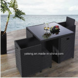 Outdoor Furniture Pool Side Restaurant Chair and Table by 4-10person (YT275) for Garden