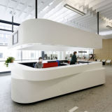 Custom Solid Surface Restaurant Reception Desk