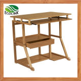 Bamboo Computer Table PC Desk