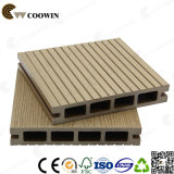 China Manufacture 150X25mm Hollow WPC Decking