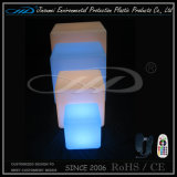 LED Furniture Cube Chairs with Illumination Lighting
