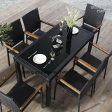 Aluminum Cheap Price High Quality Outdoor Furniture for Chair and Table (YT003)