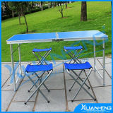 Outdoor Fashion Design Camping Folding Table and Chairs Set