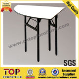 Hotel Plywood Steel Folding Tables
