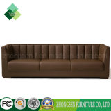 Modern Practical Leather Sofa Set 3 Seater Sofa for Sale