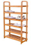 6 Tiers Bamboo Shoes Rack Bamboo Shoes Storages Shelves
