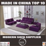 Wooden Home Furniture Design Sectional Sofa