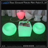 Modern RGB Rechargeable LED Garden Furniture