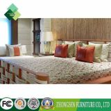 Custom Queen Size Bedroom Furniture Bed with New Pretty Design to Purchase / Popular / Nice (ZBS-859)