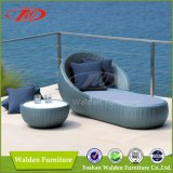 Popular PE Rattan Beach Chair with UV Resistant