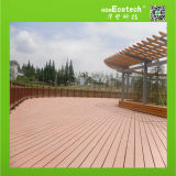 Durable Wood Plastic Composite Flooring WPC Decking