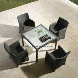 Cheap Price Top Design Outdoor Furniture for Dining Set (YT020-1)