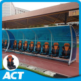 VIP Mobile Soccer Dugout, Football Dugout for Sale Football Equipment