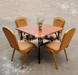 Restaurant Dining Table and Chair (YCF-T02-02)