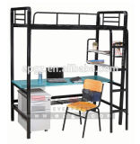 High Quality Bunk Bed with Desk Chair