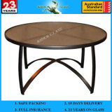 3-19mm Tempered Glass Coffee Table