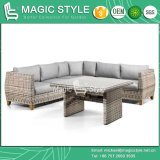 Rattan Combination Sofa Set Wicker Sofa Set Modern Sofa (Magic Style)